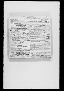 Wilmot E Purdy AKA Neilson Death Certificate
