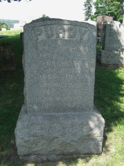 Bert Florence Katherine Ruth tombstone