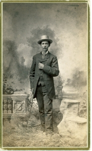 George D. Curtis, vaudevillian, Minnesota