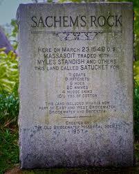 Sachem's Rock