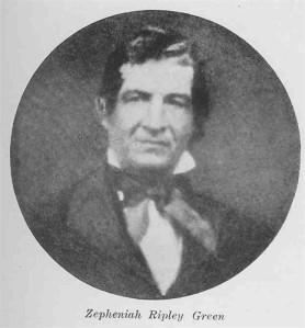 Zepheniah Greene