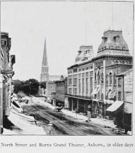 Burtis Opera House 1906